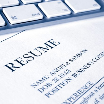 Crafting A Winning Resume